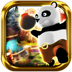 Descargar app Hero Panda Bomber: 3d Fun