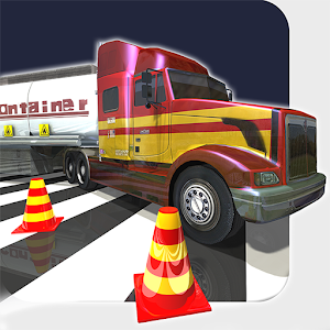 Descargar app Big Rig Truck Parking Roller