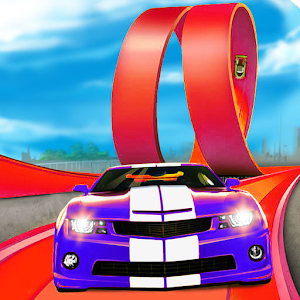 Descargar app City Car Stunts Racing 3d Arab