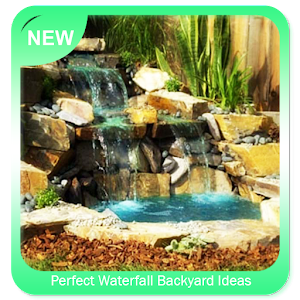 Descargar app Perfect Waterfall Ideas De Patio Trasero