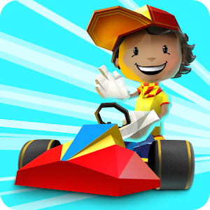 Descargar app King Of Karts: 3d Racing Fun disponible para descarga