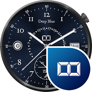 Descargar app Deep Blue Watchface