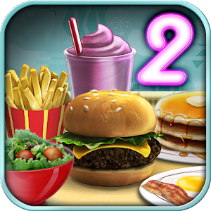 Descargar app Burger Shop 2 Deluxe