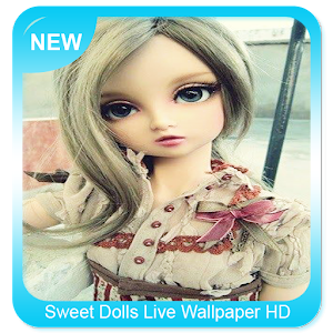 Descargar app Sweet Dolls Live Wallpaper Hd