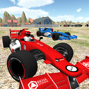 Descargar app Extreme Formula Car: Cop Chasing Simulator disponible para descarga
