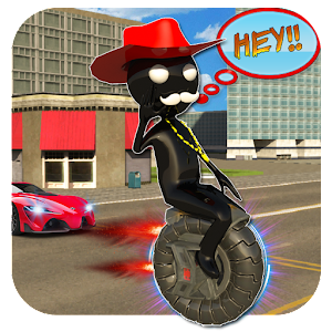 Descargar app Stickman Rescue: Uni Bike Racer