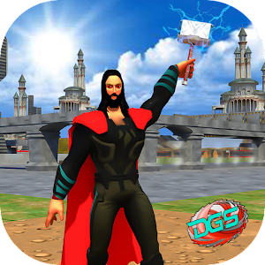 Descargar app Super Hammer Hero Grand Monster Batalla Final