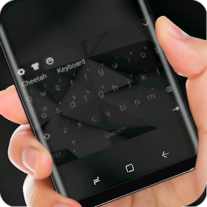 Descargar app Simple Black Keyboard Theme For Huawei Wallpaper