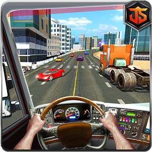 Descargar app City Highway Truck Racer: Legendaria Carrera De disponible para descarga