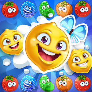Descargar app Funny Farm - Match 3 Verdura disponible para descarga