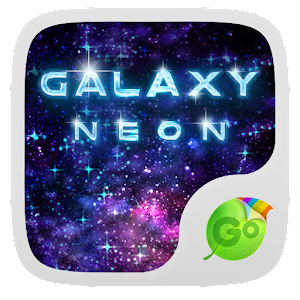 Descargar app Neon Galaxy Go Keyboard Theme
