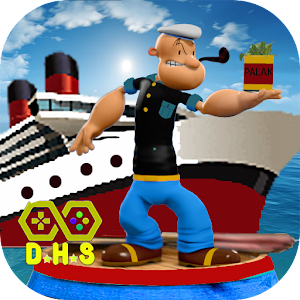 Descargar app Popeye Hero: Choque De Héroes Super Crime Battle