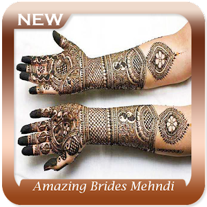 Descargar app Amazing Brides Mehndi Design disponible para descarga