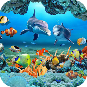 Descargar app Fish Live Wallpaper 3d Aquarium Background Hd 2018