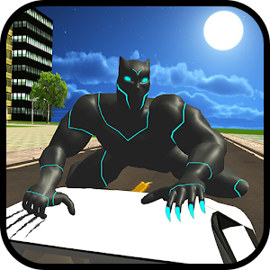Descargar app Super Panther Hero Bank Robbery: Crime City