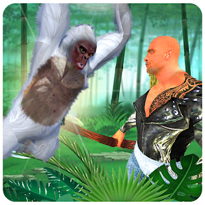 Descargar app Ultimate White Gorilla Rampage