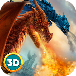 Descargar app Dragon Clash Simulator Online
