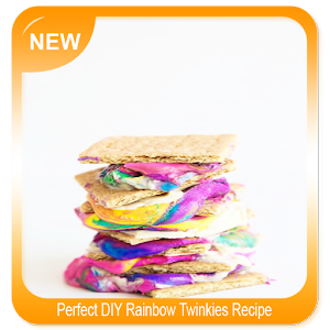 Descargar app Receta Perfecta De Twinkies Del Arco Iris De Diy disponible para descarga