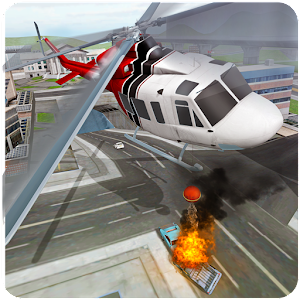 Descargar app 911 Helicopter Rescue Sim 3d