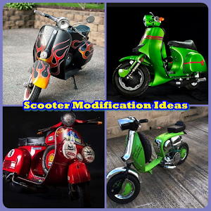 Descargar app Ideas De Modificación De Scooter