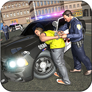 Descargar app Mexican Police Car Chase Mad City Auto Theft Crime