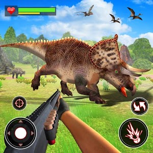 Descargar app Dinosaurios Hunter Jungle Animals Safari
