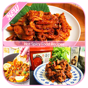 Descargar app Hot Spicy Food Recipes
