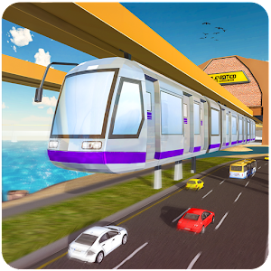 Descargar app Sky Train Driver Simulator 3d