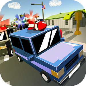 Descargar app Blocky Cars Smash
