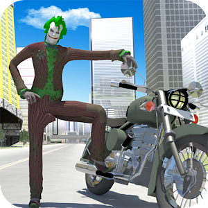 Descargar app Joker City Clown Ataque: Gangster