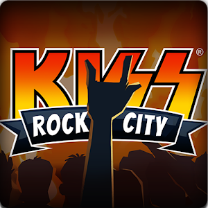 Descargar app Kiss Rock City - Be A Rock Star