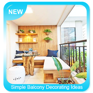 Descargar app Ideas Sencillas Para Decorar Balcones