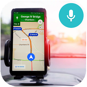 Descargar app Navegador De Voz Gps Y Path Finder