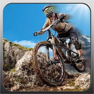 Descargar app Hills Mtb Bicycle Downhill Ride Learning Simulator