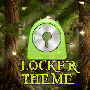 Descargar app Tema Del Bosque Go Locker disponible para descarga