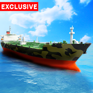 Descargar app Military Cargo Ship Simulator: Prisoner Transport