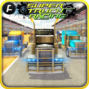 Descargar app Super Fast Truck Racing 3d