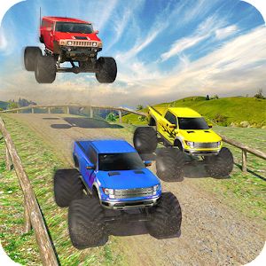 Descargar app Monstruo Camión Racing 4x4 Offroad Mitin Racer disponible para descarga