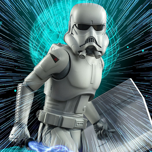 Descargar app Galaxy Star Hoppers Wars Hero Command Robot Battle