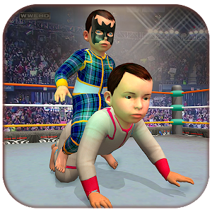 Descargar app Kids Wrestling Revolution 3d: Cage Fight Wrestler
