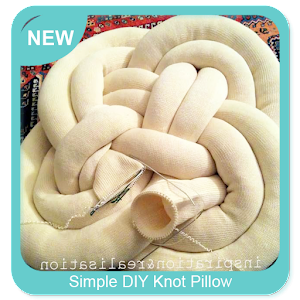 Descargar app Almohada Nudo Diy Simple