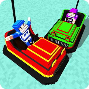 Descargar app Blocky Bumper Cars Destruction
