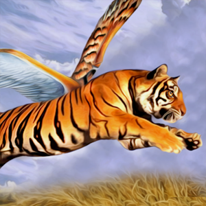 Descargar app Angry Flying Tiger Wild Simulator 3d