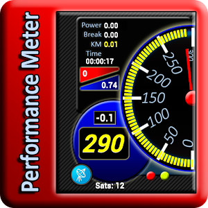 Descargar app Car Performance Meter, Velocímetro Y Gps Tracker