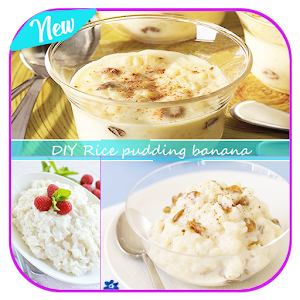 Descargar app Diy Rice Pudding Banana