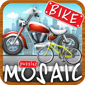 Descargar app Animated Puzzles Motocicleta