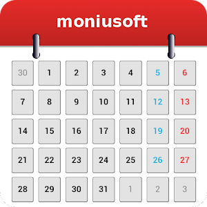 Descargar app Moniusoft Calendario