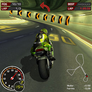 Descargar app Carreras De Tráfico:moto Racer disponible para descarga
